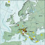 view from Erdbeben Europa on 2021-01-15
