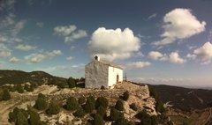 view from Xodos - Sant Cristòfol (Vista NE) on 2021-10-19