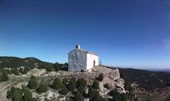 view from Xodos - Sant Cristòfol (Vista NE) on 2021-10-25