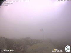 view from Rifugio Zamboni on 2021-06-21