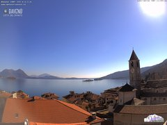 view from Baveno on 2021-03-01