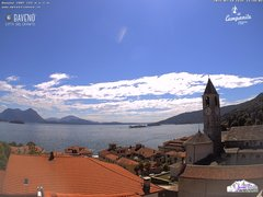 view from Baveno on 2021-07-18
