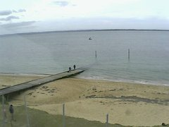 view from Cowes Yacht Club - North on 2021-02-27