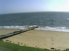 view from Cowes Yacht Club - North on 2021-07-29