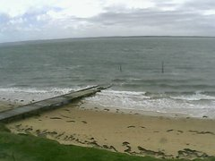 view from Cowes Yacht Club - North on 2021-09-24