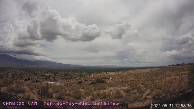time-lapse frame, 2021-05-31-RainDump webcam