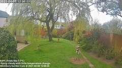 view from Wembury, Devon. Garden Cam on 2021-04-08