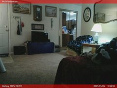 view from Webcam on 2021-01-05