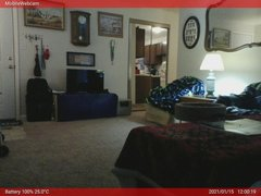 view from Webcam on 2021-01-15