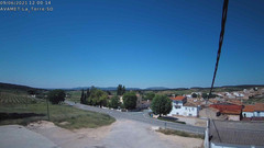 view from Utiel La Torre AVAMET on 2021-06-09