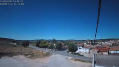 view from Utiel La Torre AVAMET on 2021-07-13