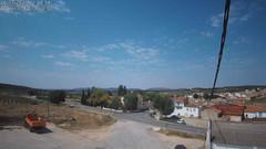 view from Utiel La Torre AVAMET on 2021-07-20