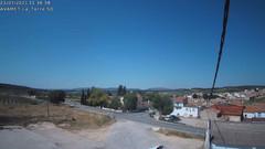 view from Utiel La Torre AVAMET on 2021-07-21