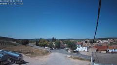 view from Utiel La Torre AVAMET on 2021-07-22