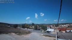 view from Utiel La Torre AVAMET on 2021-09-04