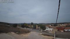 view from Utiel La Torre AVAMET on 2021-09-07