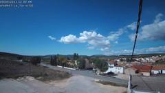 view from Utiel La Torre AVAMET on 2021-09-09