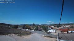 view from Utiel La Torre AVAMET on 2021-09-10