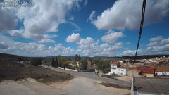 view from Utiel La Torre AVAMET on 2021-09-15