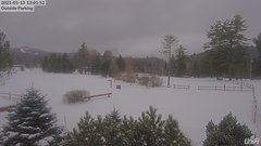view from Inlet Golf Club on 2021-01-13