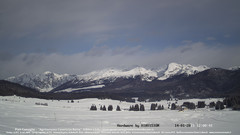 view from Pian Cansiglio - Casera Le Rotte on 2021-01-14