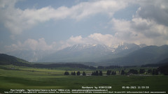view from Pian Cansiglio - Casera Le Rotte on 2021-06-05