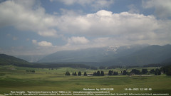 view from Pian Cansiglio - Casera Le Rotte on 2021-06-14