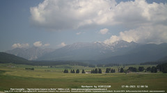 view from Pian Cansiglio - Casera Le Rotte on 2021-06-17