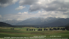 view from Pian Cansiglio - Casera Le Rotte on 2021-07-21