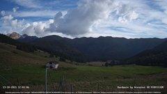 view from Pian Cansiglio - Malga Valmenera on 2021-10-13