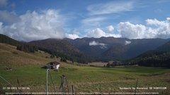 view from Pian Cansiglio - Malga Valmenera on 2021-10-22