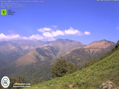 view from Lago Maggiore Zipline on 2021-06-14
