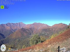 view from Lago Maggiore Zipline on 2021-10-22