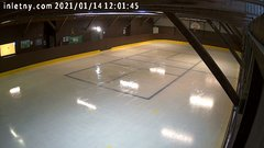 view from Inlet Fern Park Rink on 2021-01-14