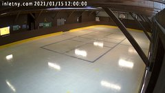 view from Inlet Fern Park Rink on 2021-01-15