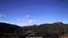 view from Xodos - Ajuntament (Vista Oest) on 2021-01-22