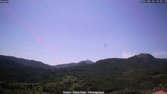 view from Xodos - Ajuntament (Vista Oest) on 2021-06-10