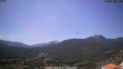 view from Xodos - Ajuntament (Vista Oest) on 2021-07-05