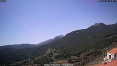 view from Xodos - Ajuntament (Vista Oest) on 2021-07-22