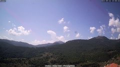 view from Xodos - Ajuntament (Vista Oest) on 2021-09-12