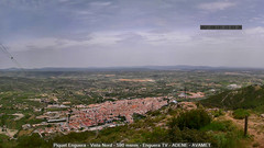 view from Enguera ADENE on 2021-05-31