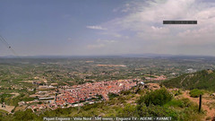 view from Enguera ADENE on 2021-06-13