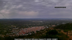 view from Enguera ADENE on 2021-06-16