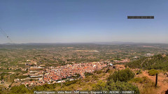 view from Enguera ADENE on 2021-07-16
