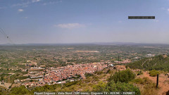 view from Enguera ADENE on 2021-07-20
