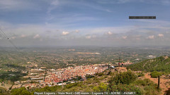 view from Enguera ADENE on 2021-09-11