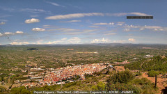 view from Enguera ADENE on 2021-09-16
