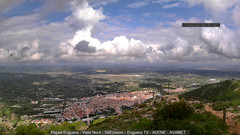 view from Enguera ADENE on 2021-10-10