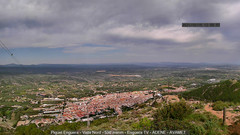 view from Enguera ADENE on 2021-10-15