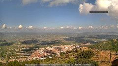 view from Enguera ADENE on 2021-10-19